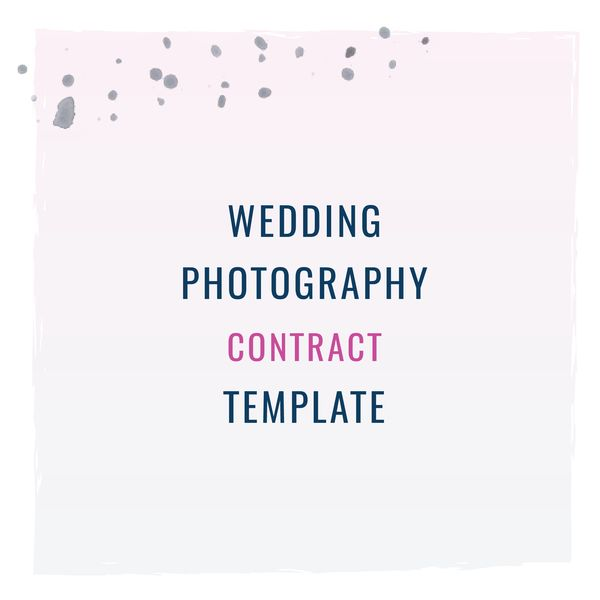 The 25+ best Wedding photography contract ideas on Pinterest - contract template