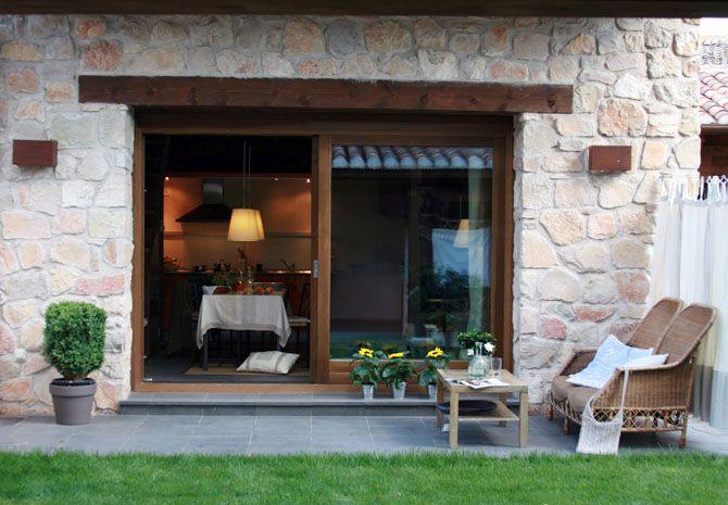 Casas de campo sencillas y frescas al aire libre buscar con google ideas afuera pinterest Casa rural moderna