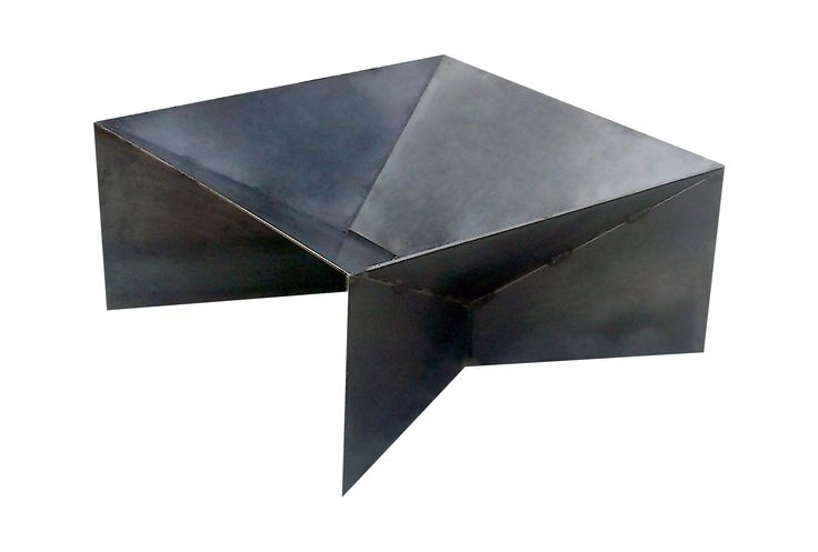 Beautiful minimalistic design. Eric Fire fire pit.