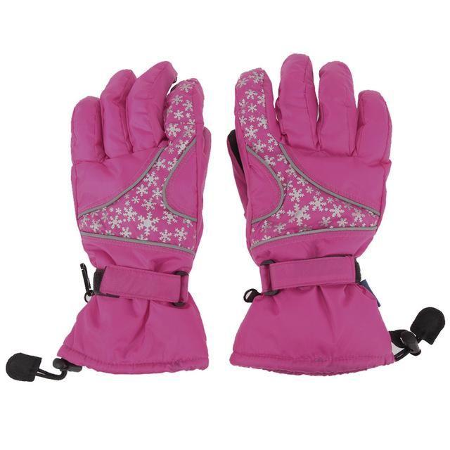 Winter Snow Sports Thermal Waterproof Gloves