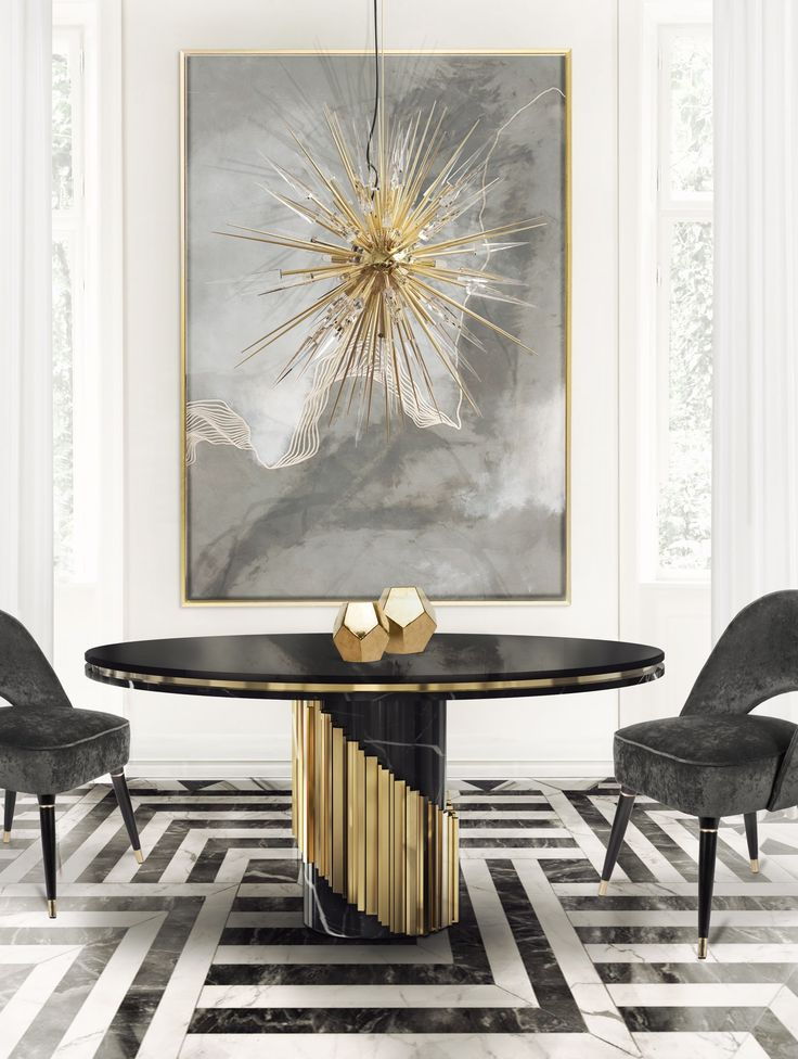 9 elegant dining room colors that will trend this fall - Trendy Furniture Colors
