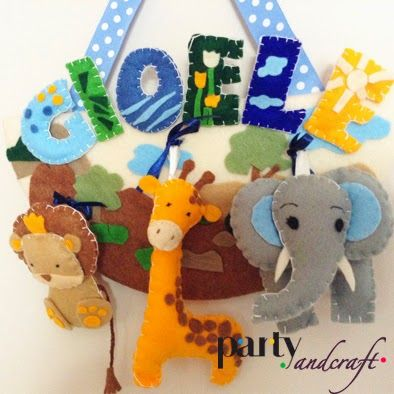 annuncia nascita, fel animal, name, for kid room