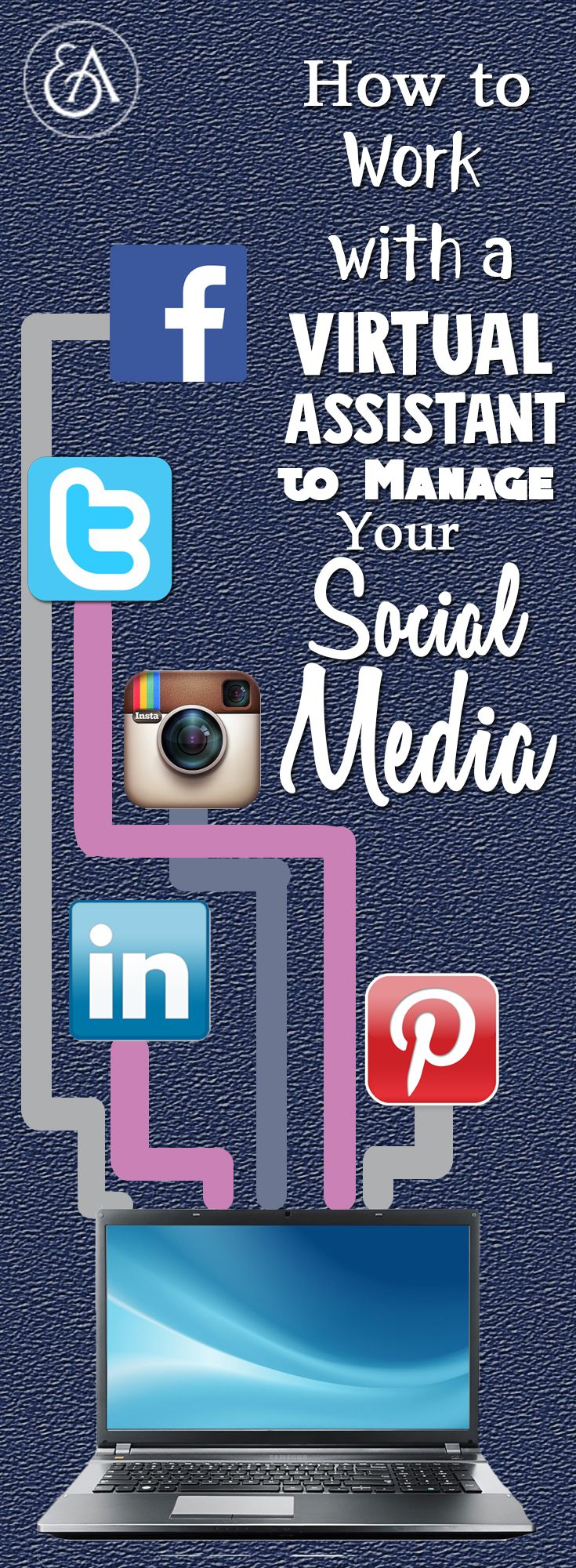 How To Work With A Virtual Assistant Manage Your Social Media