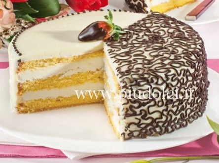 torta Merletto