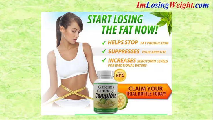 #Garcinia Cambogia Complete Review - Best #Fat Burning Pills