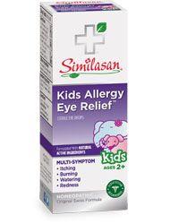 Kids Allergy Eye Relief | Allergy Eye Relief for Kids | Allergy Eye Treatment for Kids | Similasan USA