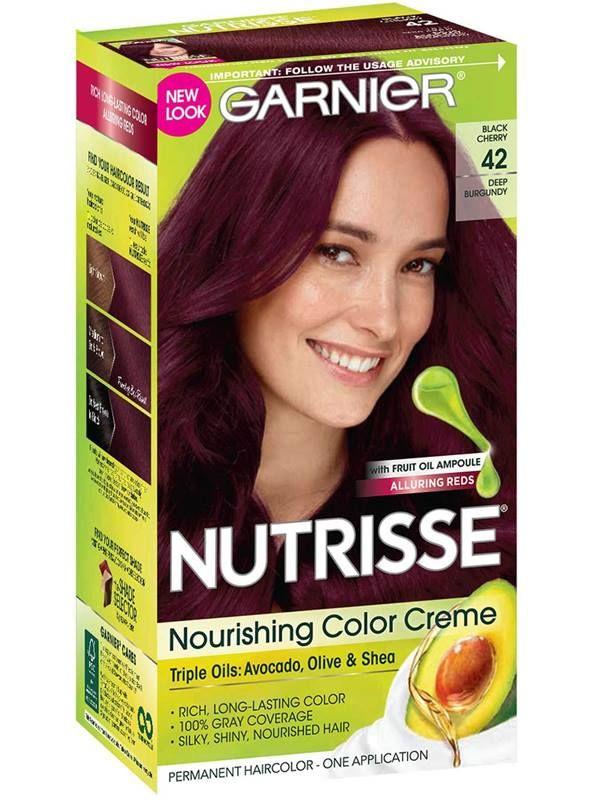 Permanent Semi Permanent Temporary Hair Color Garnier With