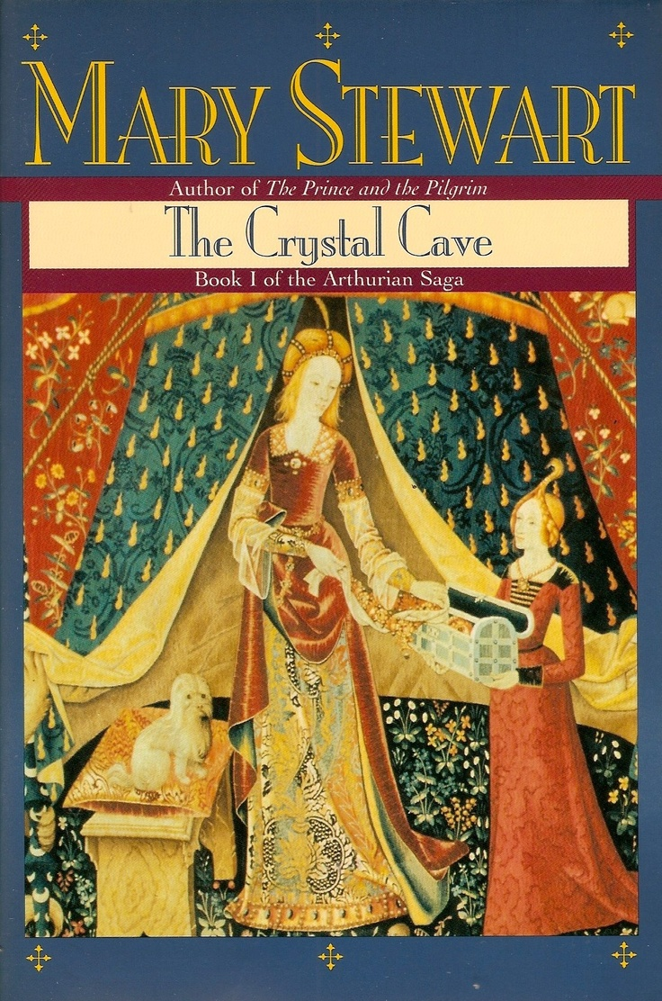 The Crystal Cave By Mary Stewart Favorite Books border=