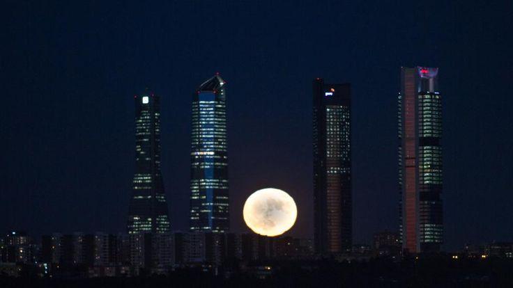 Superluna 2017: Todo lo que debes saber para observar la luna llena de esta noche
