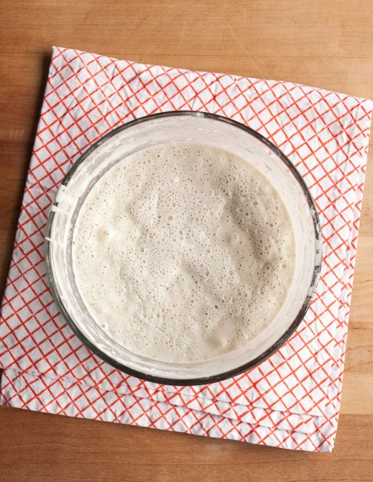 Not all of us are so lucky to have a sourdough starter passed down to us from our bread-baking forefathers and foremothers. Thankfully, making a fresh batch of starter is as easy as stirring together some flour and water and letting it sit. That's right! No expensive heirloom starters, mashed up grapes, or mysterious rituals required — just flour, water, and a little bit of patience.