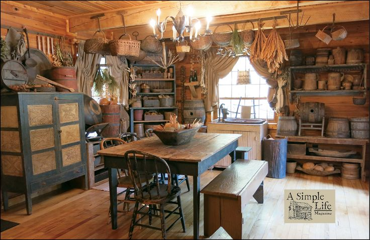 The Mountain Dweller! Wonderful home of Seth & Amy Schoonover featured in our Fall, 2016 issue of A Simple Life Magazine!