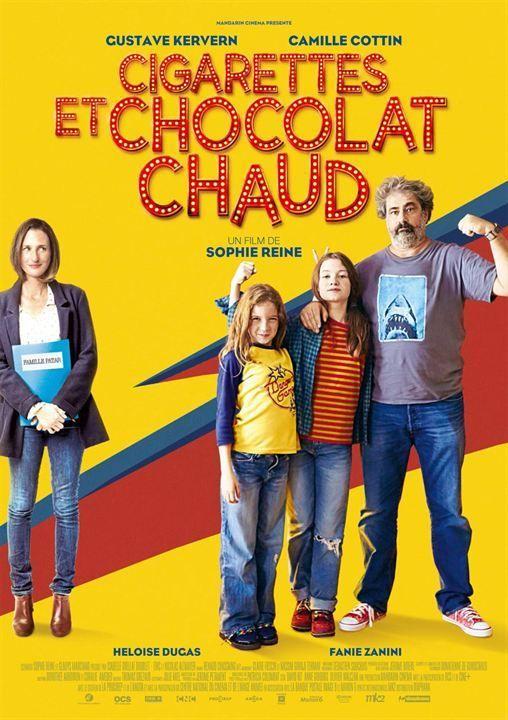 #CigarettesEtChocolatChaud comédie douce-amère attachante mais inégale sur une famille dysfonctionnelle #SophieReine #CamilleCottin #GustaveKervern #Diaphana