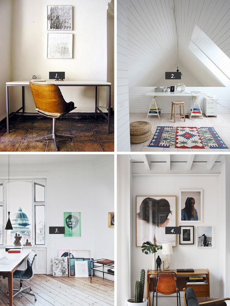 1000 Images About Small Office Space Ideas On Pinterest