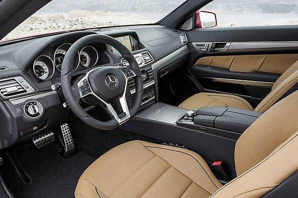 2018-2019 Mercedes E-Class Coupe and Cabriolet in — the new Coupe and Convertible E-class