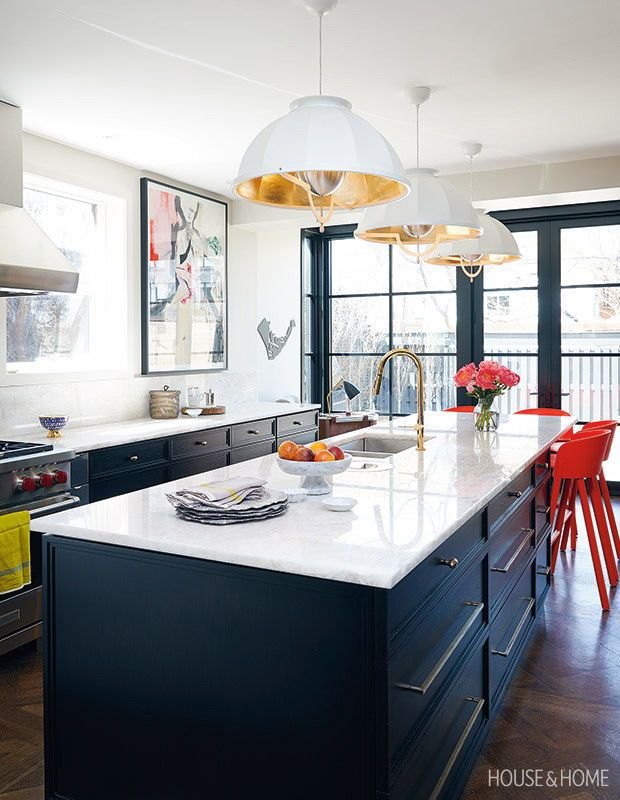 Trend Watch Buttery Brass Is This Year S Update In Kitchens