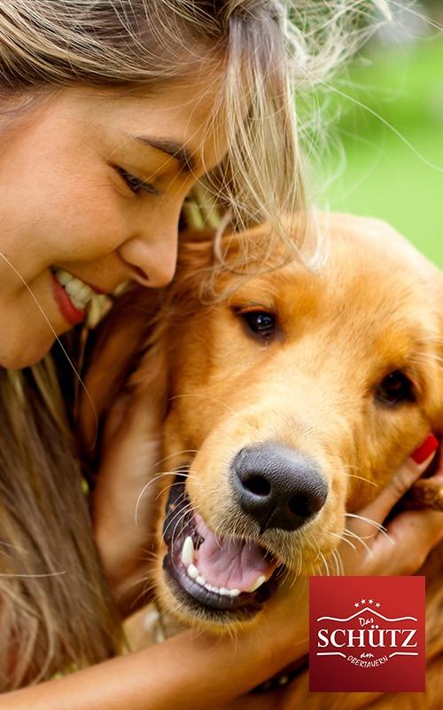 Im Hotel Das Schütz am Obertauern - sind Mensch wie auch Hund immer Herzlich Willkommen!