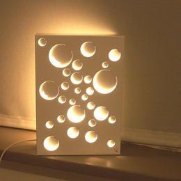 Valérie Boy présente ses lampes décoratives