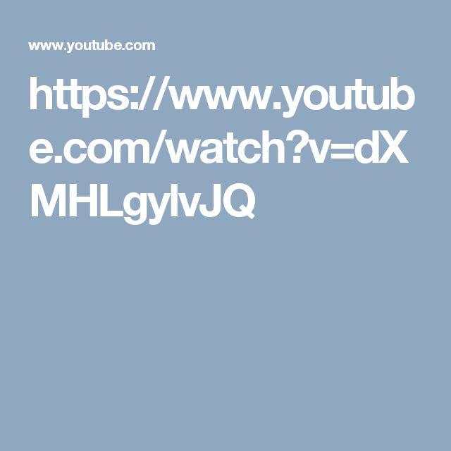 https://www.youtube.com/watch?v=dXMHLgylvJQ