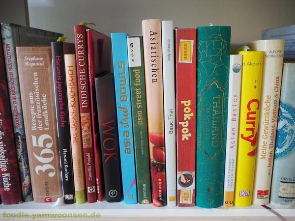 Meine liebsten Kochbücher