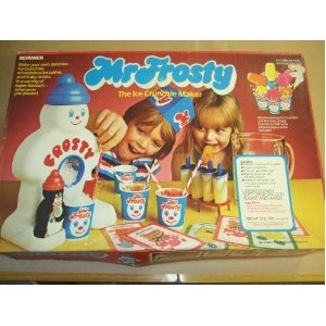 mate. yes. mr frosty was the best thing ever! wonder if i can buy one now...