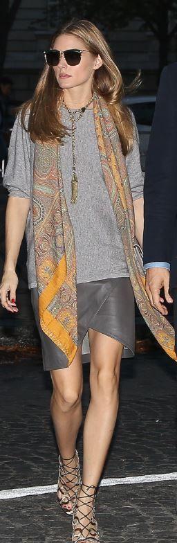 Olivia Palermo #DiorSoElectric #BardiFotottica