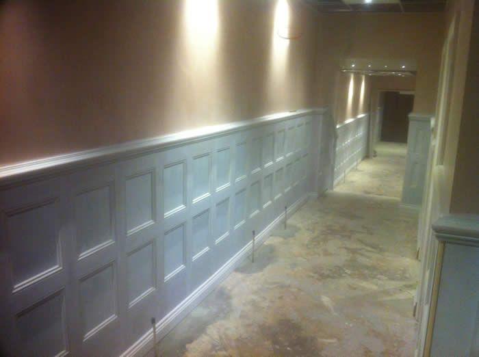 Pub Refurbishment Ideas Mdf Wall Panelling By Panels Uk