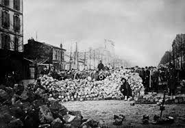 Soldiers of the Commune's National Guard killed two French army generals, and the Commune refused to accept the authority of the French government. The regular French Army suppressed the Commune during The Bloody Week, beginning on 21 May 1871.