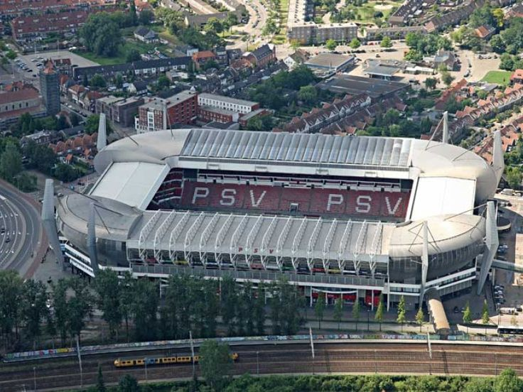 Eindhoven PSV stadium