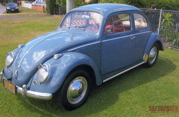 1958 VOLKSWAGEN BEETLE $6995