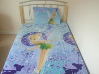Tinkerbell Single Duvet Cover with pillowcase  Picture 1