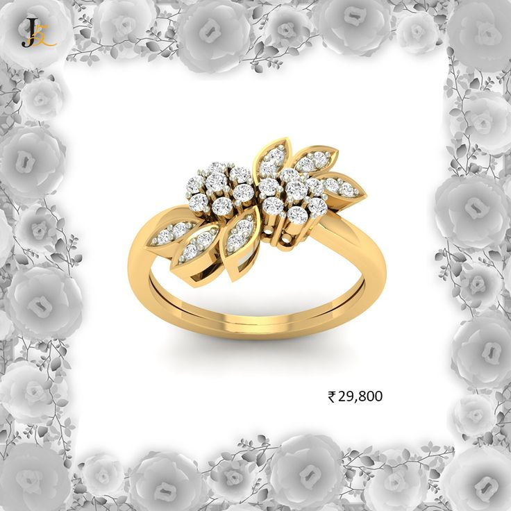 Cluster flowers are always in fashion, isn't it? https://jewels5.com/Collections/Freshly-Picked-Cluster