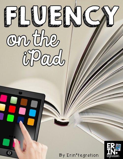 iPad apps and activities for fluency practice - Erintegration