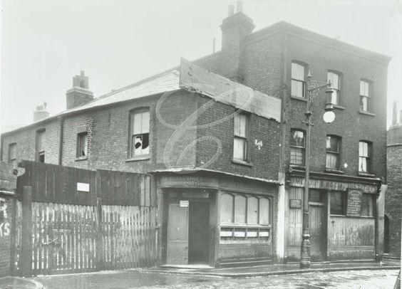 Three Colt Street 1900