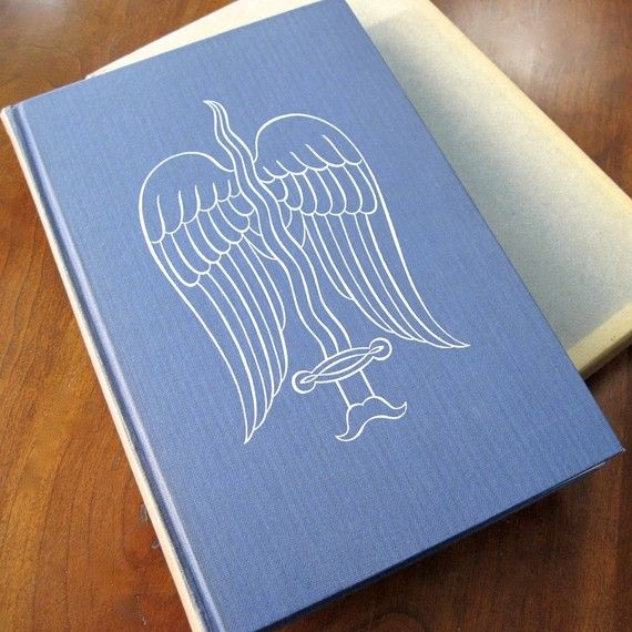 Revolt of the Angels Anatole France Heritage by ProsperosBookshelf, $15.00