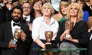 Adeel Akhtar, Sarah Lancashire and Joanna Lumley among the Bafta winners on Sunday evening.