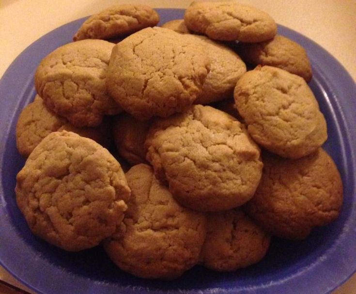 Recipe Peanut Butter Cookies by cathi969 - Recipe of category Baking - sweet