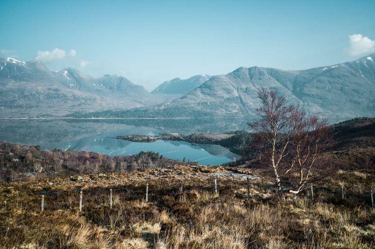 Road trip dans les Highlands d'Écosse, le Loch Torridon