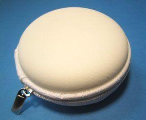 White Pocket Size Carrying Case for Plantronics Backbeat Go , Marque 2 M165 , Marque M155 , Savor M1100 , M100 , MX100 , M55 , M50 , M28 , M25 , M20 , Pulsar 260 Wireless Bluetooth Headset Back Beat Go , M-1100 , M-100 , MX-100 , M-155 , M-55 , M-28 , M-25 , M-50 , M-20 Bag Holder Pouch Hold Box Pocket Size Hard Holder Mono Stereo   Black Sea International Logo Good Quality Micro .... $9.99. White Pocket Size Carrying Case for Motorola Elite Flip HZ720 , Motor…
