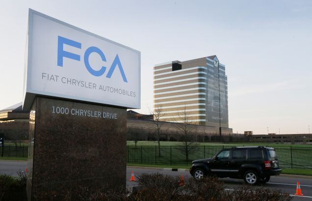 Fiat Chrysler Trying To Get 'Reparations' Over A Maritime Price-Fixing Scheme
