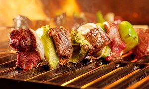 Groupon - All-You-Can-Eat Brazilian BBQ With Cocktail at Choice of Locations for £18.50 at Rodizio Rico (Up to 41% Off) in Multiple Locations. Groupon deal price: £18.50