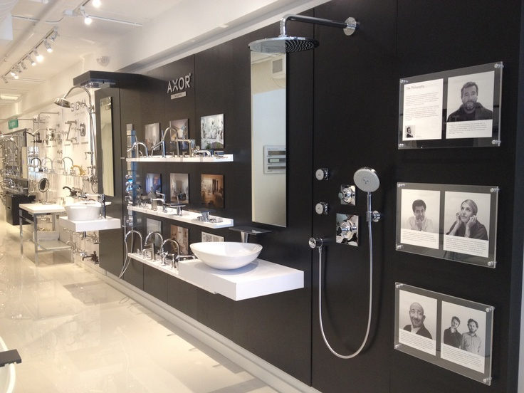 13 best images about showroom on pinterest miami for Bathroom accessories showroom