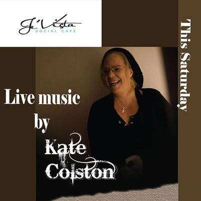 Live music line up at Je'Vista Social Café Jeffrey's Bay tomorrow night is our very popular Kate Colston whilst everybody is welcome to join us for the Super Rugby as well. See you there. #livemusic #sportsbar
