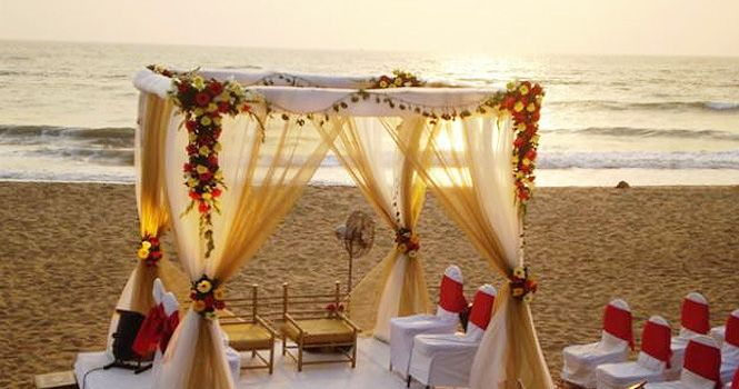 Goa Wedding - Dream Wedding Destination