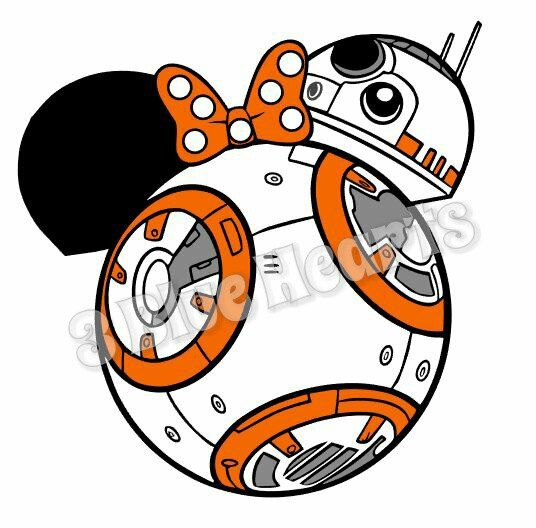 Hey, I found this really awesome Etsy listing at https://www.etsy.com/listing/275652784/bb8-with-bow-mickey-head-star-wars-svg
