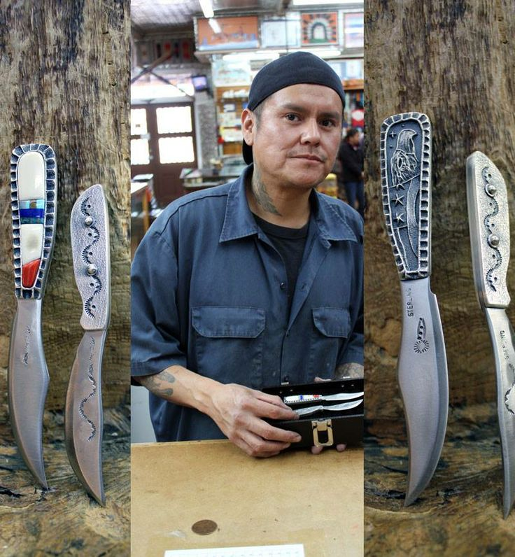 Knife Maker--Monty Claw