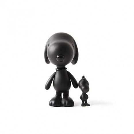 Black Snoopy!