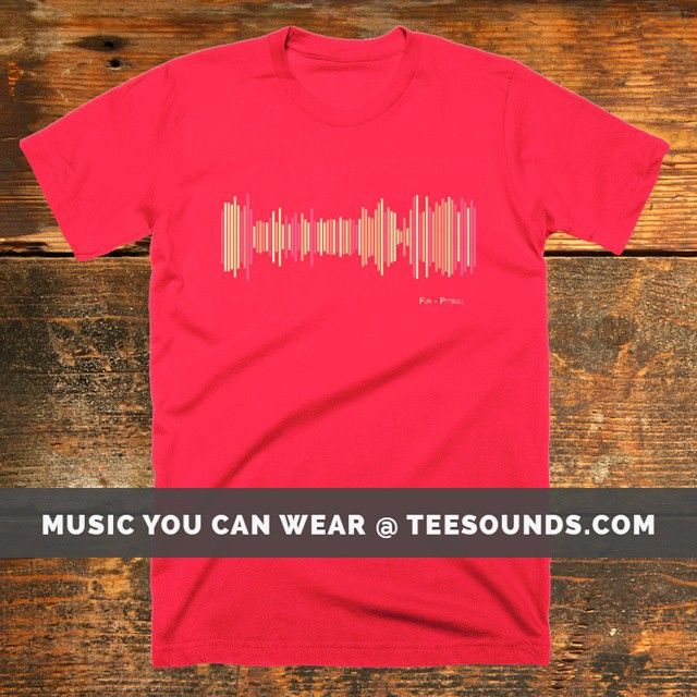 Fun by Pitbull  Design your own @ teesounds.com  ONLY $28 WITH FREE WORLDWIDE DELIVERY