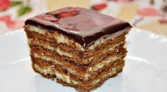Kókuszkrémes csokoládés szelet, sütés nélkül! Édes csoda, amit mindenki szeret!