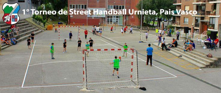 1° Torneo de Street Handball Urnieta, Pais Vasco (Basque Country)