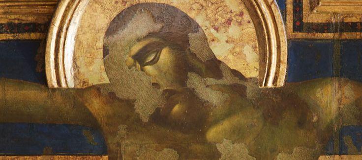 Il Crocifisso di Santa Croce, un'opera di Cimabue